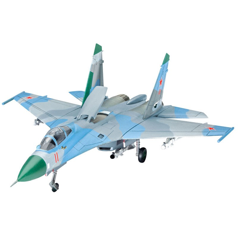 Revell 03948 Suchoi Su-27 Flanker  1:144
