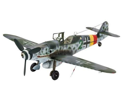 Revell 03958 Messerschmitt Bf109 G-10 1:48