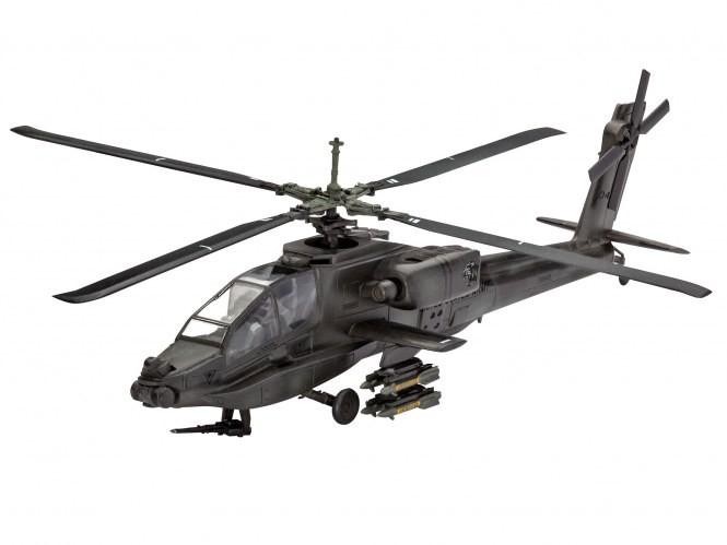 Revell 04985 AH-64A Apache  1:100