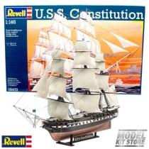 Revell 05472 U.S.S. Constitution 1:146