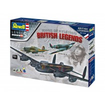 Revell 05696 British Legends 1918-2018  1:72  Gift-Set