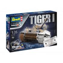Revell 05790 Tiger I 75th anniversary 1:35  Gift-Set