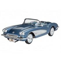 Revell 07037 Corvette Roadster 1958  1:25