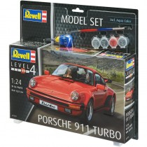 Revell 67179 Porsche 911 Turbo 1:24  Model-Set