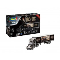 """Revell 07453 Truck & Trailer """"AC/DC"""" Limited Edition 1:32 """" Model-set """""""