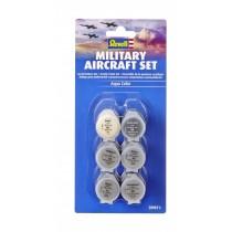 Revell 39071 Conjunto de 6 tintas acrílicas de aviões militares