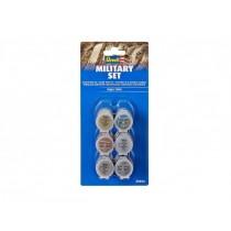 Revell 39075 Conjunto de 6 tintas acrílicas militares
