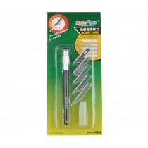 Master Tools 09908 Estilete com 5 lâminas