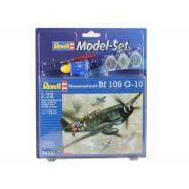 """Revell 64160 Bf 109 G-10 Messerschmitt 1:72  """" Model-Set """""""