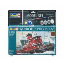 Revell 65207 Harbour Tug 1:108  Model-Set