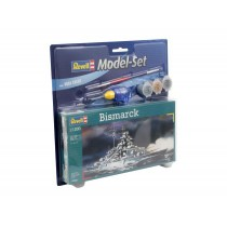 """Revell 65802 Bismarck 1:1200  """" Model-Set """""""