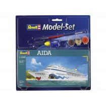 "Revell 65805 AIDA 1:1200  "" Model-Set """