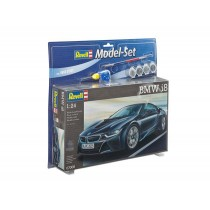 "Revell 67008 BMW i8 1:24  "" Model-Set """