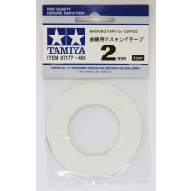 Tamiya 87177 Mascara para curvas 2mm