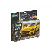 REVELL 67028 Mercedes AMG GT 1:24  Model-Set