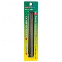 Master Tools 09942 Conjunto de tubos de latão
