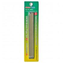 Master Tools 09943 Conjunto de tubos de latão