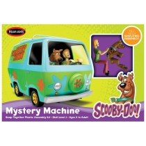 Polar Lights 901 Mystery Machine Scooby-Doo 1:25
