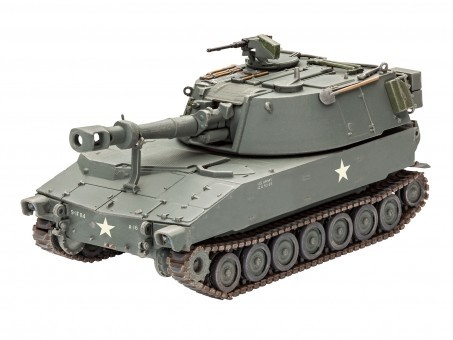 Revell 03265 M109 US Army  1:72