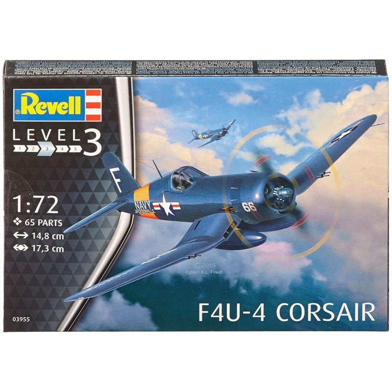Revell 03955 F4U-4 Corsair  1:72