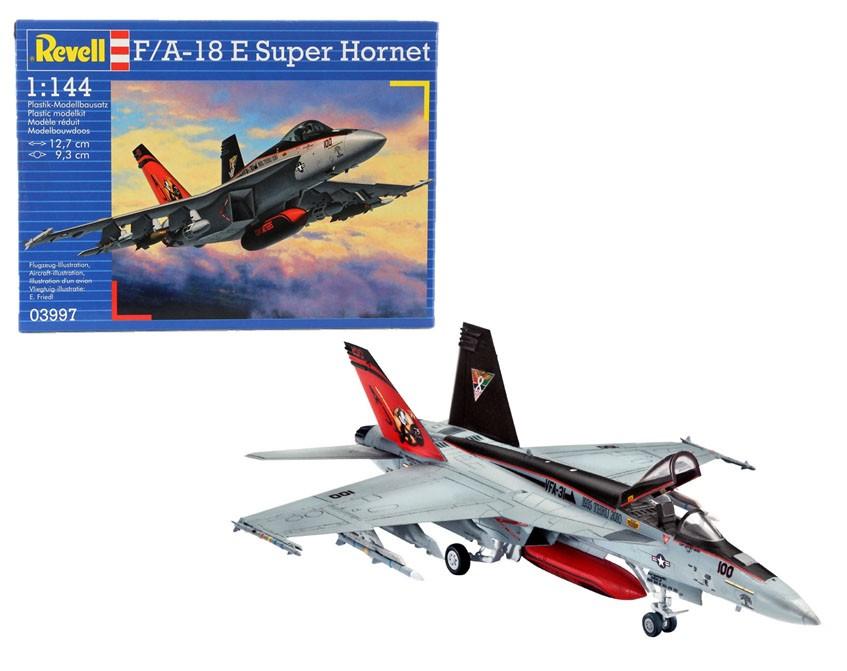 Revell 03997 F/A-18 E Super Hornet 1:144