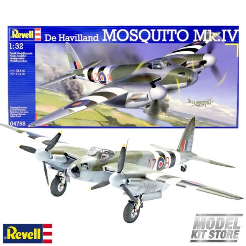 Revell 04758 De Havilland MOSQUITO MK.IV  1:32