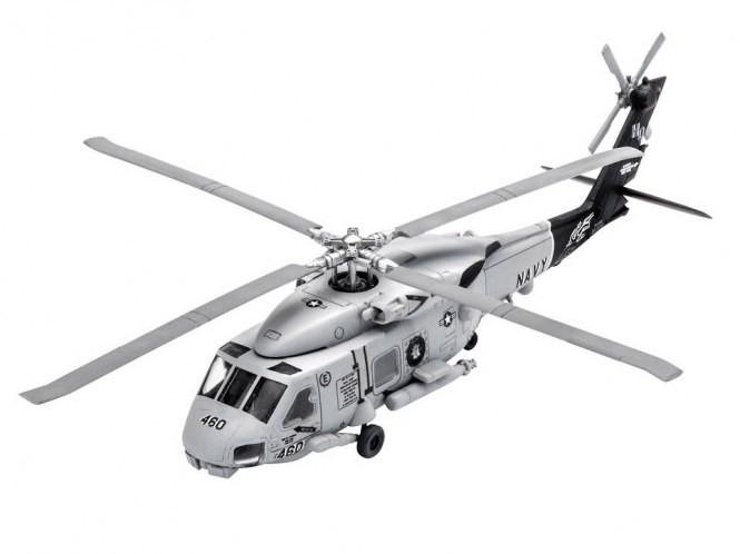 Revell 04955 SH-60 Navy Helicopter 1:100