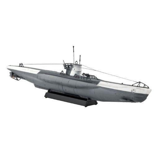Revell 05093 German Submarine TYPE VII C 1:350