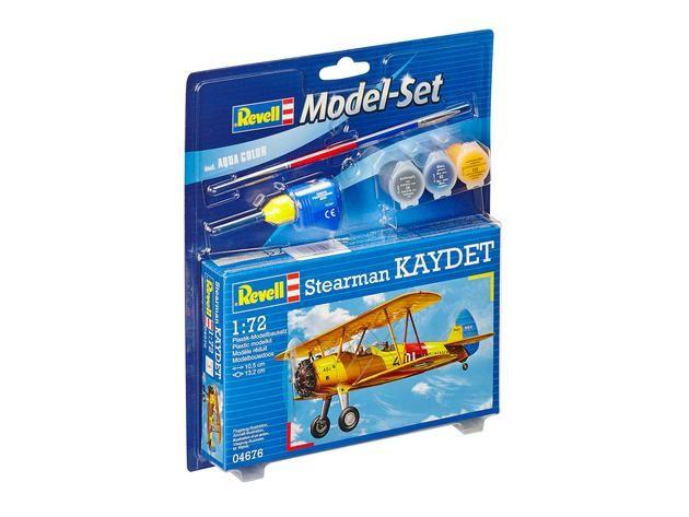 """Revell 64676 Stearman KAYDET 1:72  """" Model-Set """""""