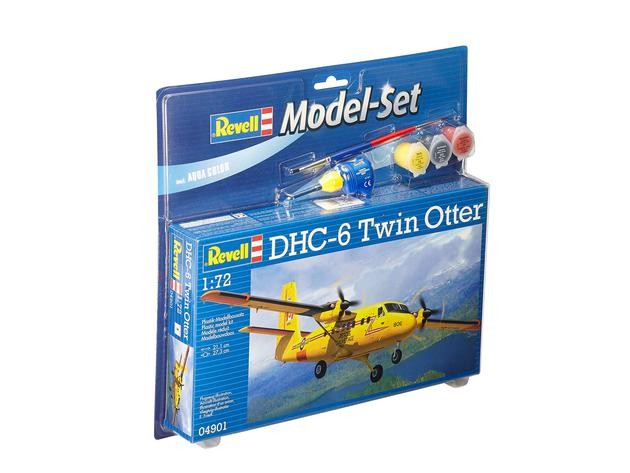 "Revell 64901 DHC-6 Twin Otter  1:72  "" Model-Set """
