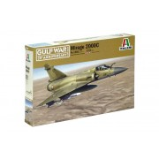 Italeri 1381 Mirage 2000c - Gulf War 25th Anniversary 1:72