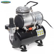 "Fengda AS-186 Mini Compressor de Ar "" BI-VOLT """
