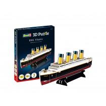 Revell 00112 RMS Titanic Quebra-Cabeça 3D