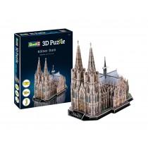 Revell 00203 Catedral de Colônia  Quebra-Cabeça 3D