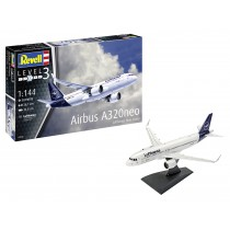 Revell 03942 Airbus A320 Neo Lufthansa New Livery 1:144
