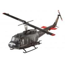 Revell 04983 BELL UH-1H Gunship  1:100