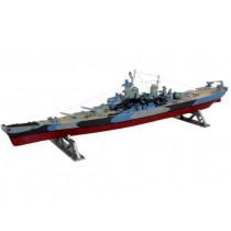 Revell 05092 Battleship U.S.S. MISOURI 1:535
