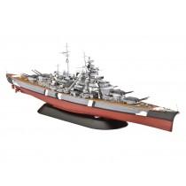 Revell 05098 Battleship BISMARCK  1:700