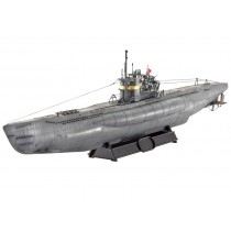 "Revell 05100 German Submarine TYPE VI C/41 '' Atlantic Version ""  1:144"