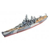 Revell 05128 Battleship U.S.S. Missouri '' WWII '' 1:1200