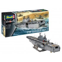 Revell 05170 Assault Ship USS Tarawa LHA-1  1:720
