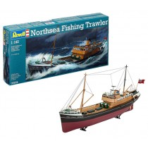 Revell 05204 Northsea Fishing Trawler 1:142