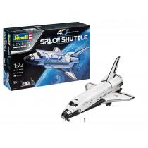 """Revell 05673 Space Shuttle, 40th. Anniversary  1:72  """" Model Set """""""