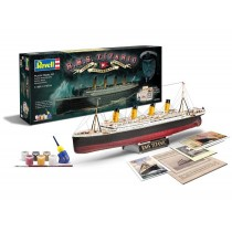 """Revell 05715 RMS Titanic Edição Comemorativa de 100 Anos  1:400  """" Gift Set """""""