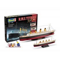 Revell 05727 2 R.M.S. TITANIC Gift Set  1:700 * 1:1200