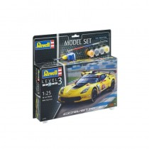 "Revell 67036 Corvette C7.R  1:25  "" Model-Set """