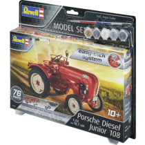 "Revell 67820 Porsche Junior 108 1:24 "" Model-Set  """