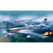 Italeri 086 F-51d Mustang 1:72
