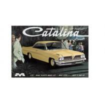 Moebius 1217 Pontiac Catalina 1961  1:25