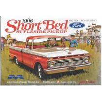 Moebius 1233 Ford Short Bed 1966  1:25